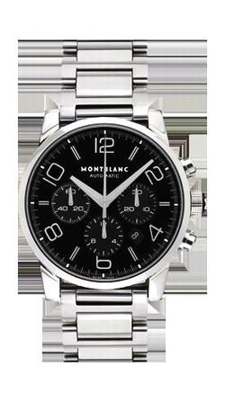 Relógio Réplica Montblanc Time Walker Chrono 02