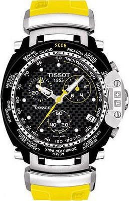 Relógio Réplica Tissot Moto GP