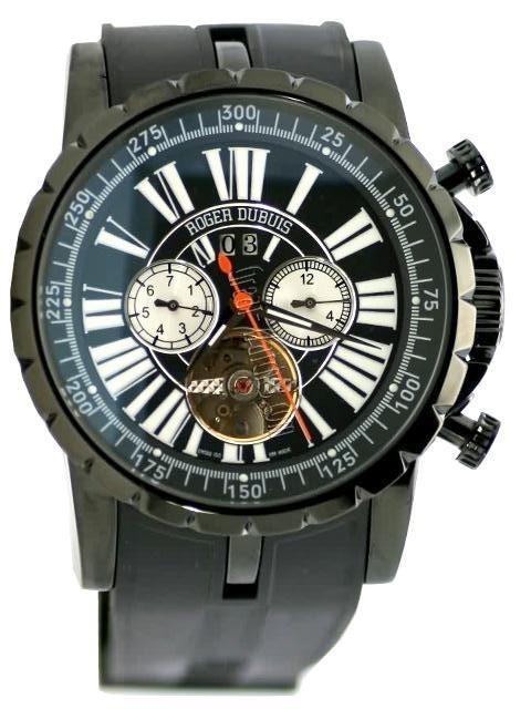 Relógio Réplica Roger Dubuis Excalibur Turbillon