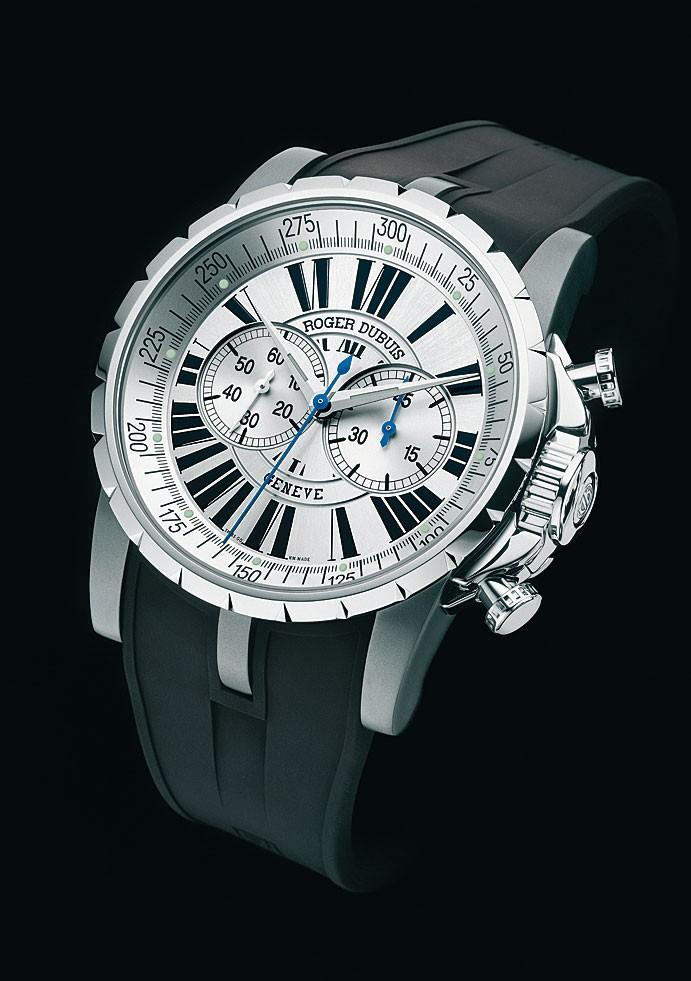 Relógio Réplica Roger Dubuis Excalibur