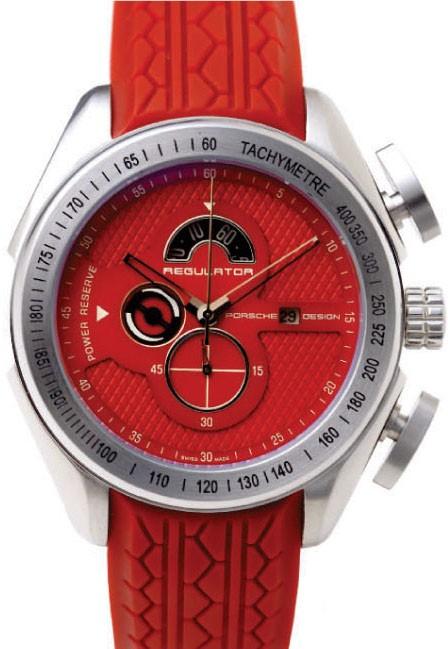 Relógio Réplica Porche Regulator