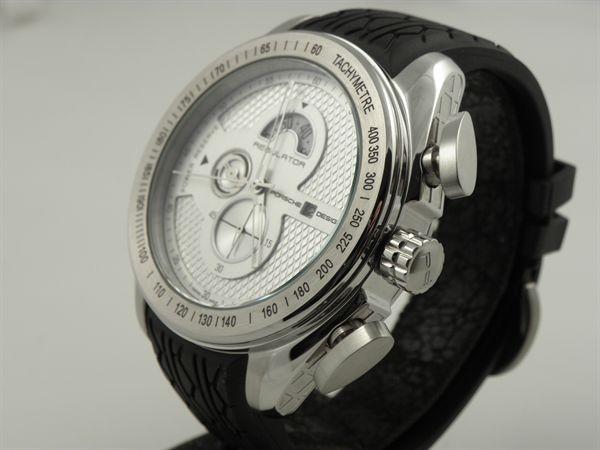 Relógio Réplica Porche Regulador