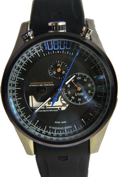 Relógio Réplica Tag Heuer Mikrogirder 10000 Azul
