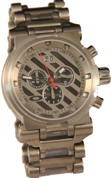 Relógio Oakley Hollow Point Réplica