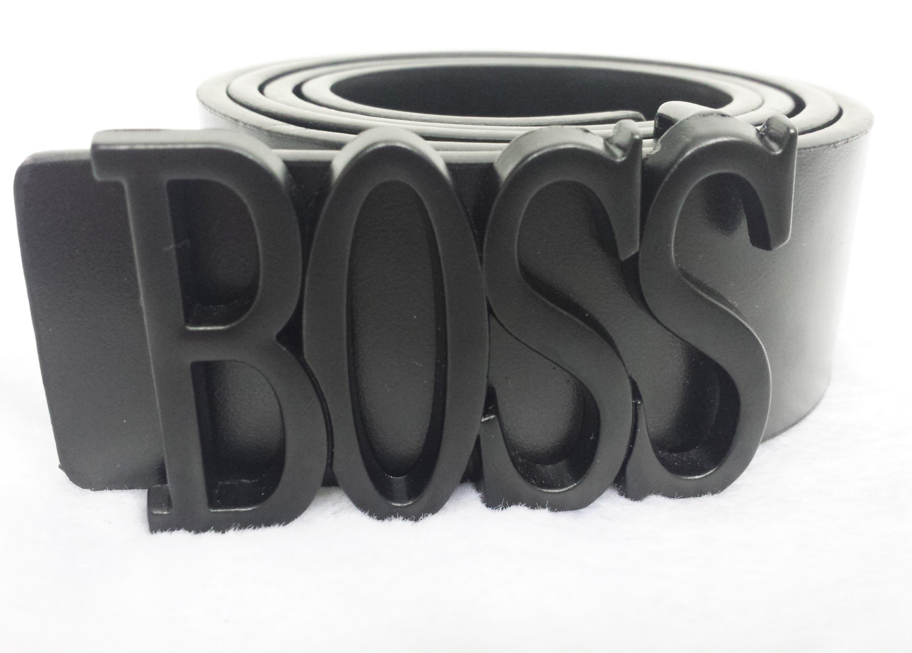 Cinto Hugo Boss Black