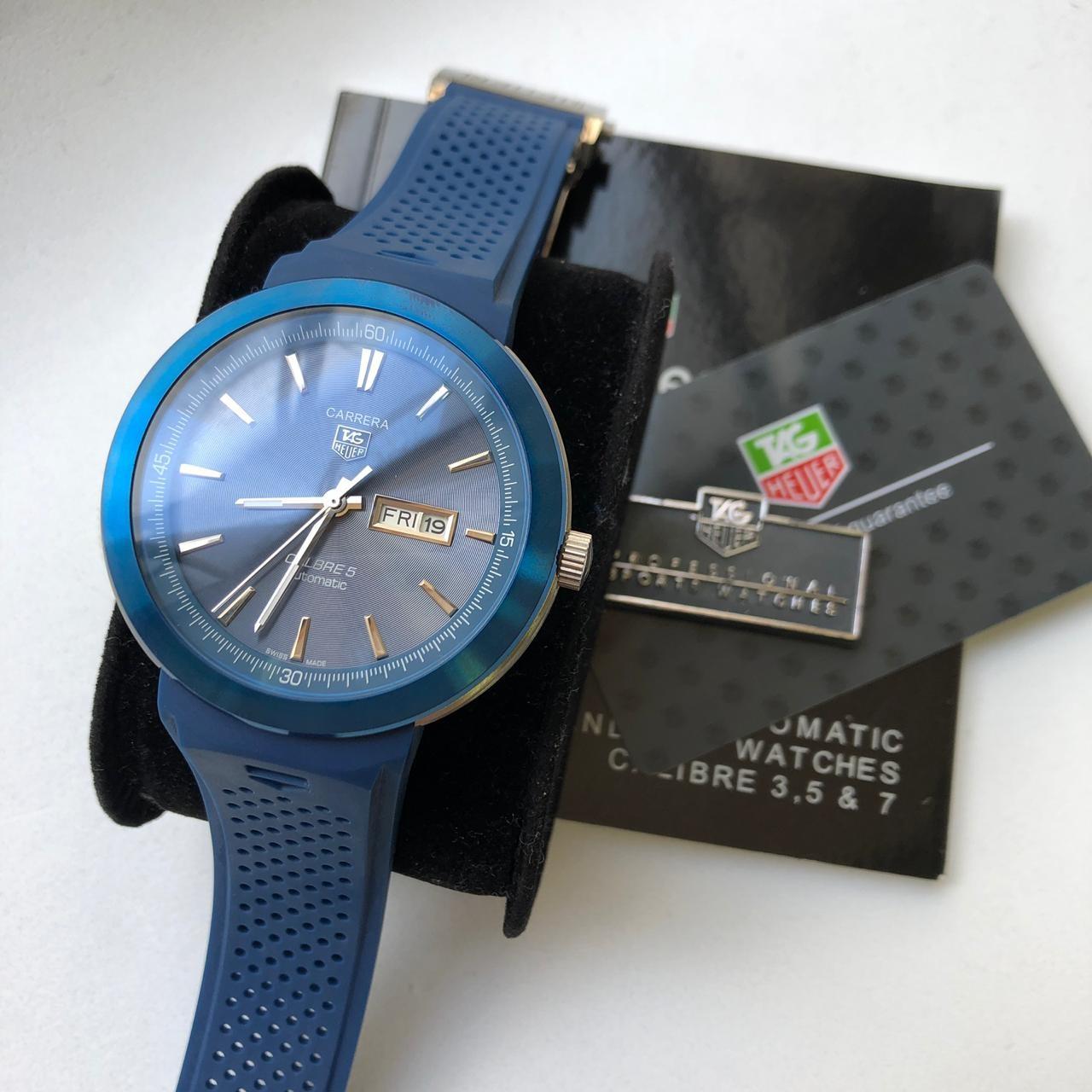 9469385a2e7 Réplica de RelógioTag Heuer Two Fases