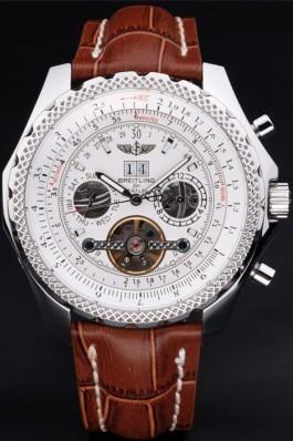 Relógio Réplica Breitling Bentley Turbillon