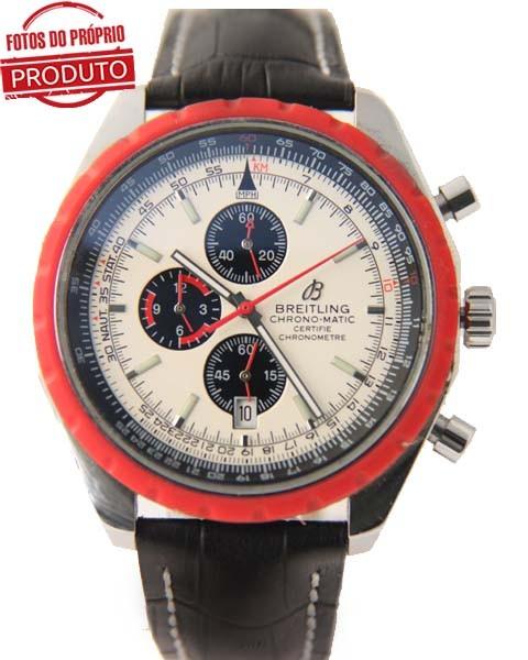 Relógio Réplica Breitling Chrono Matic
