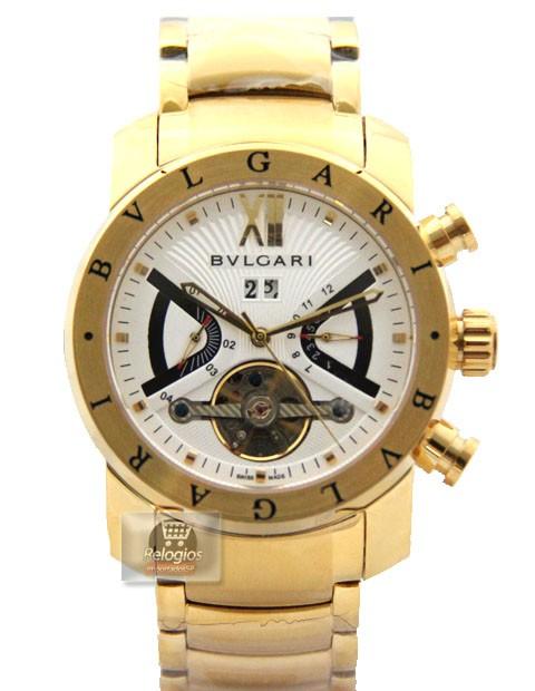 Relógio Réplica Bulgari X Men