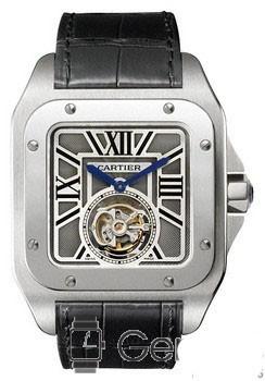 Relógio Réplica Cartier Santos Turbillon Automatic