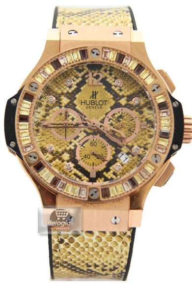 Relógio Réplica Hublot Big Bang Limited Cobra