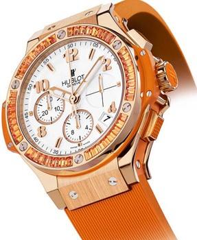 Relógio Réplica Hublot Big Bang Leopards