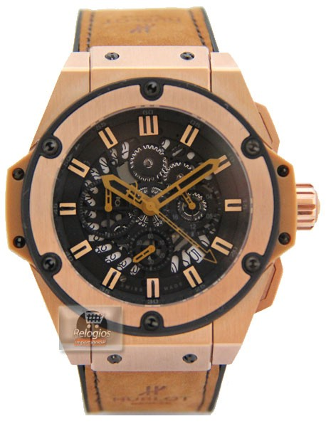 Relógio Réplica Hublot King Power Grand Limited