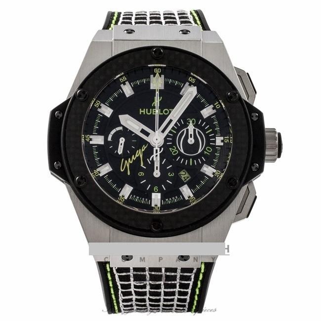 Relógio Réplica Hublot King Power Guga ( Lançamento 2015 )