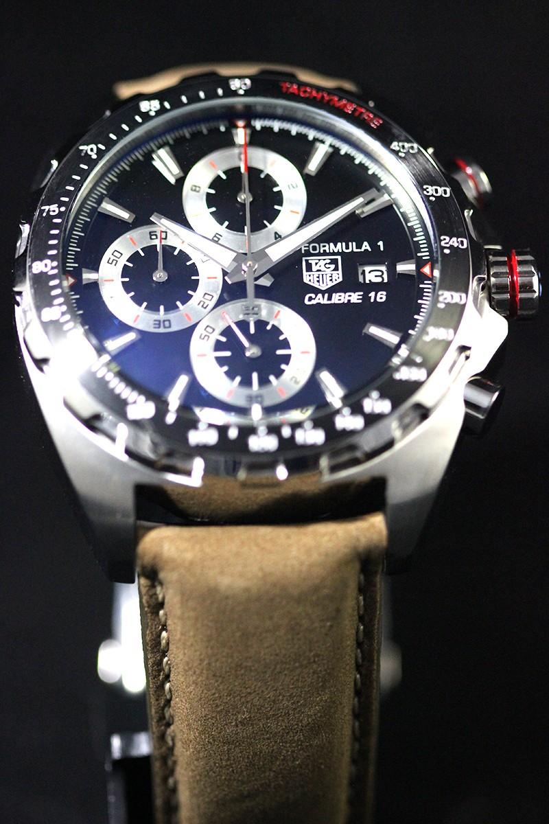 f8ab7d2a2e87c Relógio Réplica Tag Heuer Formula 1 Calibre 16
