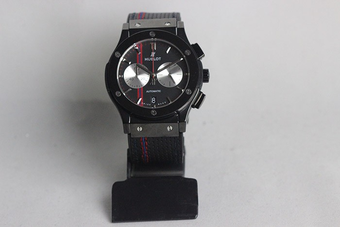 Replica de Relogio Hublot Bold'Or Mirabaud 77 Edition