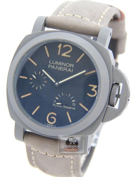 Relógio Réplica Panerai Luminor Titanium