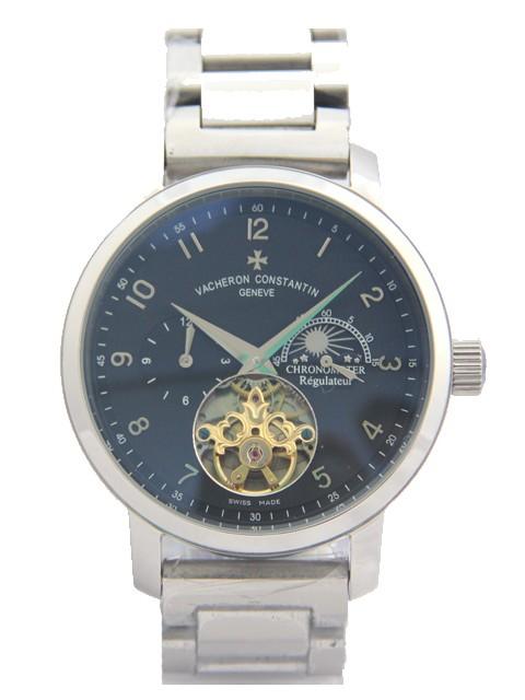 Relógio Réplica Patek Philippe Geneve Black
