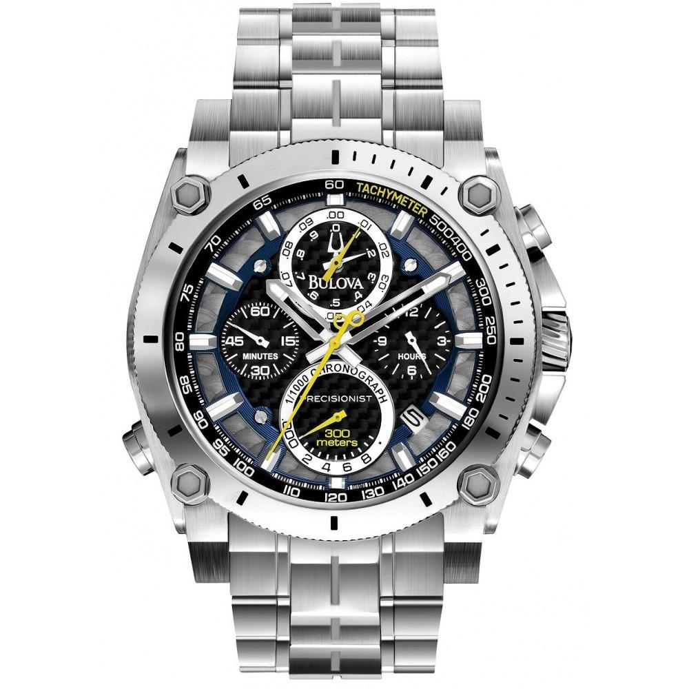 Relógio Réplica Bulova 96b175 Precisionist