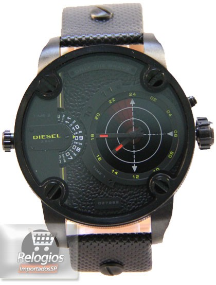 Diesel Dz7222 Radarl Black Green