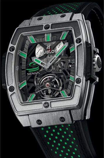 Relógio Hublot Ayrton Senna ( Lançamento 2015 )