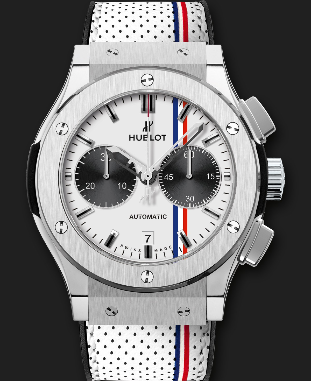 3c1b0157c4e Relógio Réplica Hublot Fusion Edition Limited