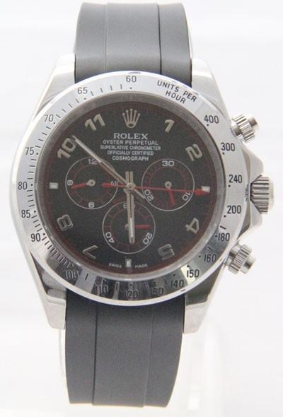 Relógio Réplica Rolex Daytona Black Stell ( Promoção )