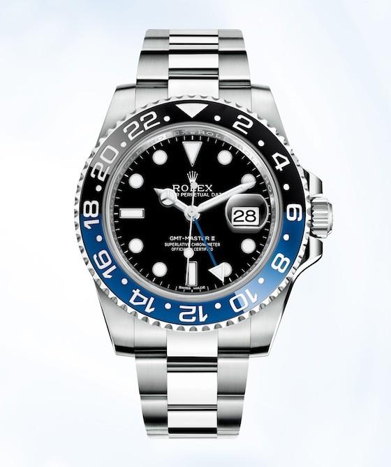 Relógio Réplica Rolex GMT Master II Baseworld