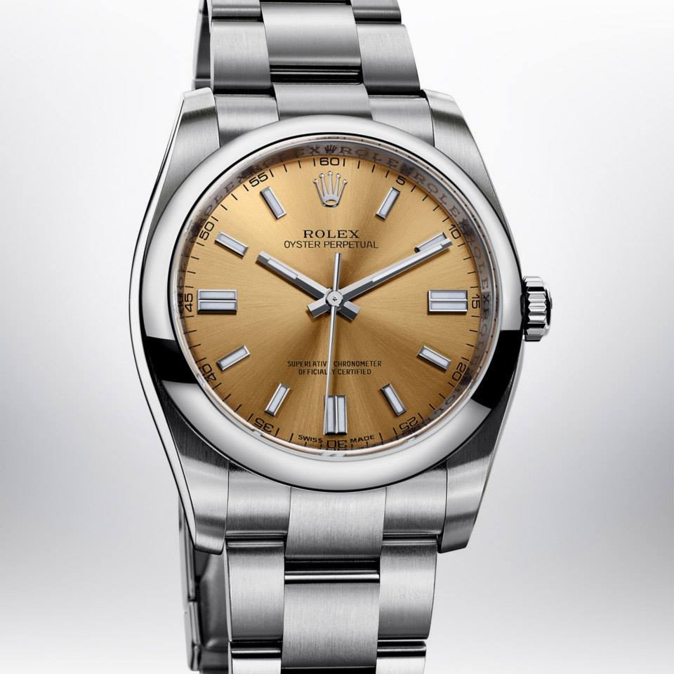 Rolex Oyster Perpetual Limited