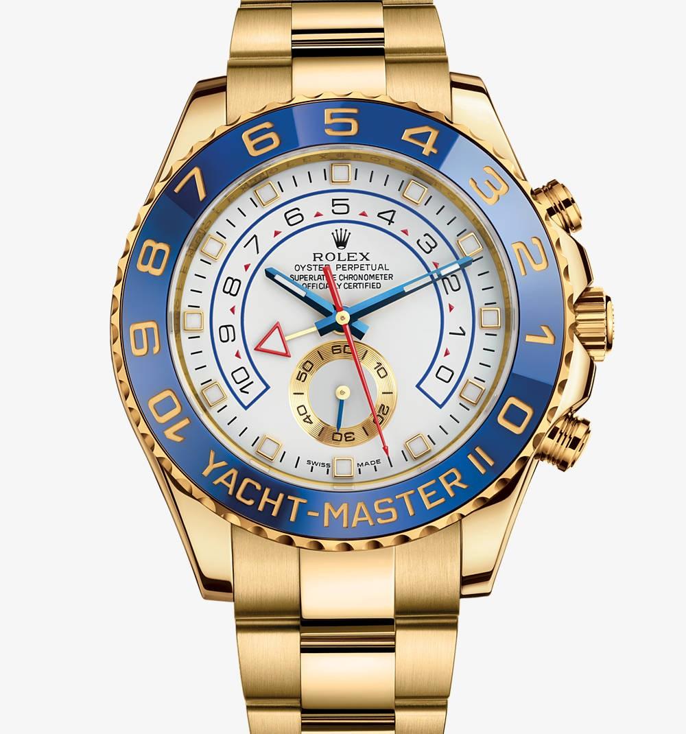 Relógio Réplica Rolex Yacht Master ll
