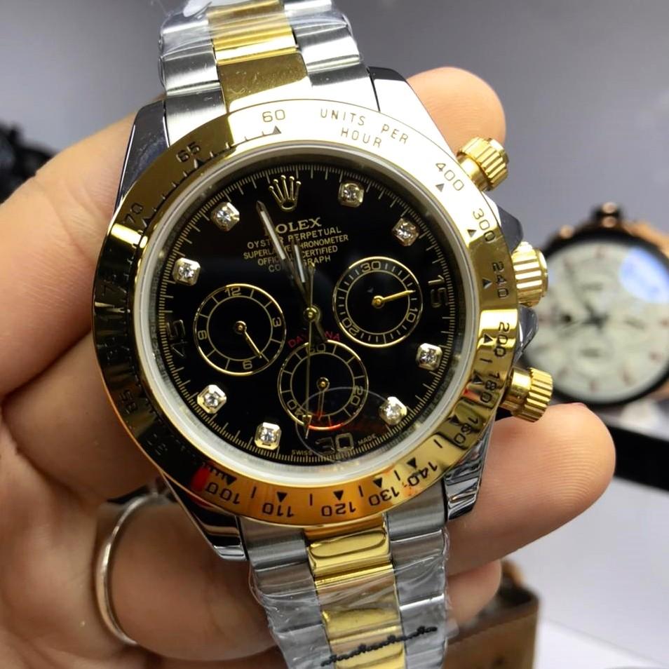 Relógio Réplica Rolex Daytona Pedra