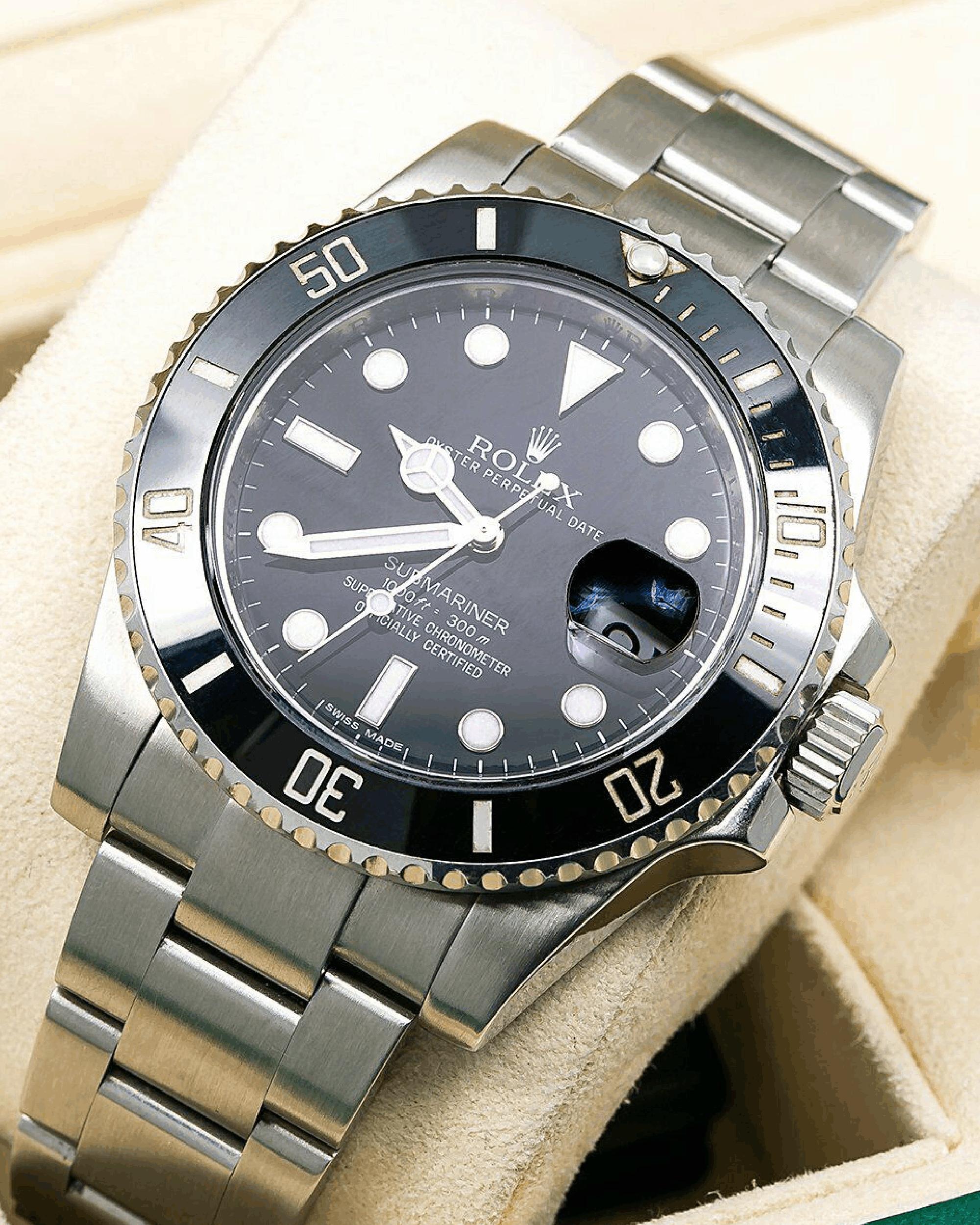 Relógio Réplica Rolex Submariner