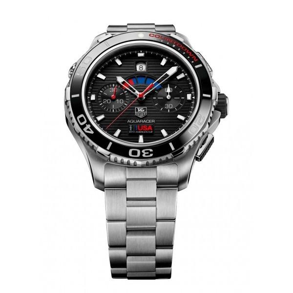 Relógio Réplica Tag Heuer Aquaracer Chronographo EUA