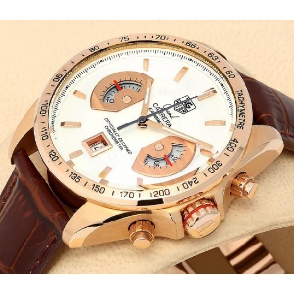 Relógio Réplica Tag Heuer Carrera Calibre 17