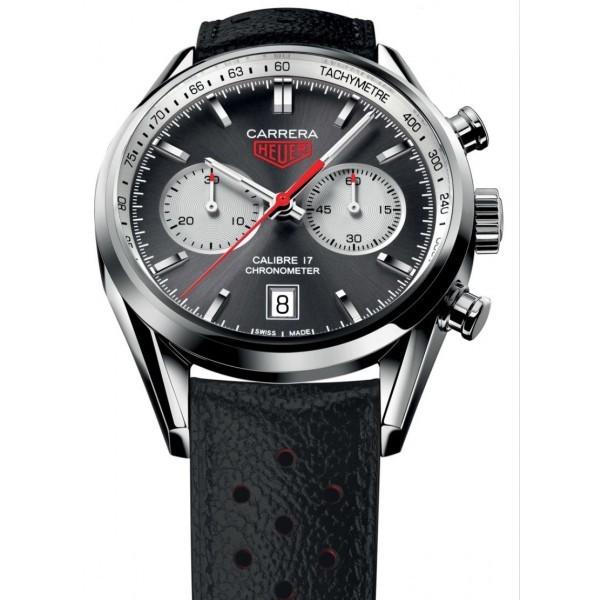 Relógio Réplica Tag Heuer Carrera 17 Titanium New