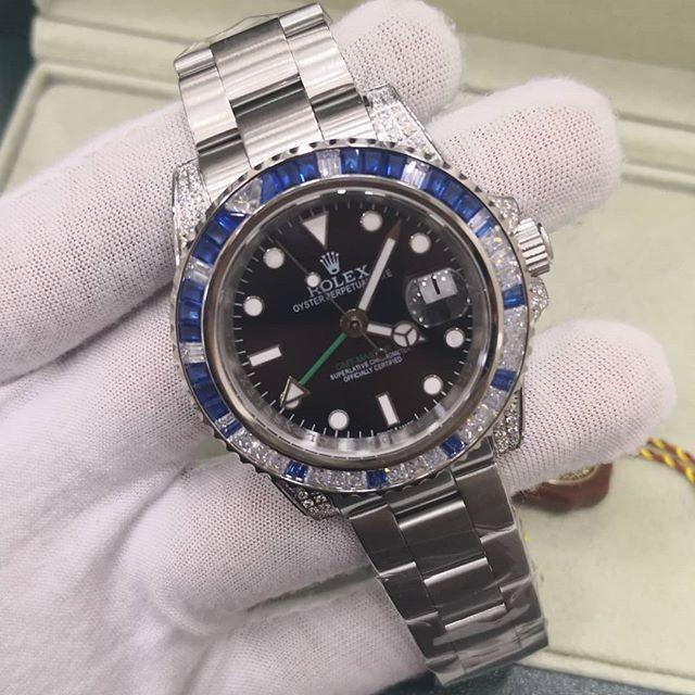 Réplica de Relógio Rolex GMT Master