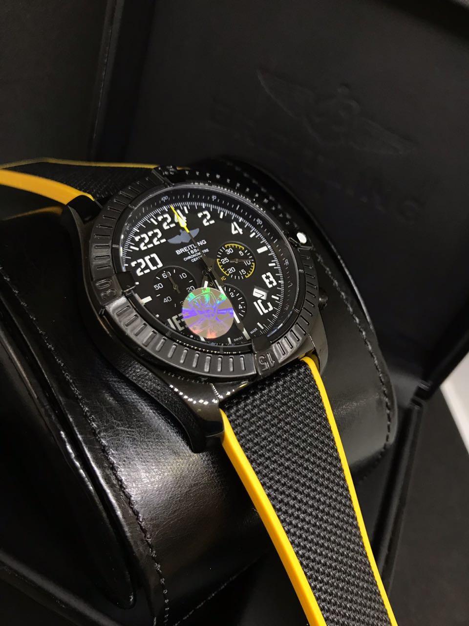 Replica de Breitling Super Avenger