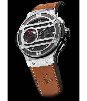 239cbd32f91 Espiar · Relógio Réplica Hublot Chukker Bang