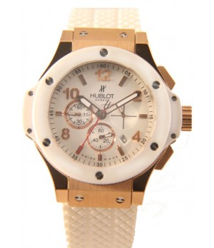 c7efcb0b057 Espiar · Relógio Réplica Hublot Geneve Paris Hilton