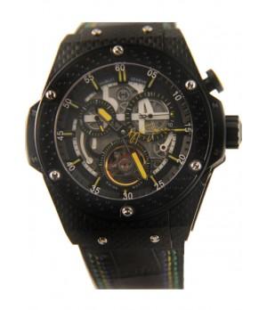 4748128fd33 Espiar · Relógio Réplica Hublot Ayrton Senna 2013