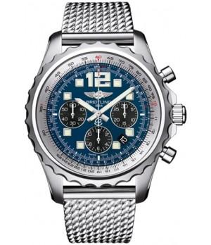 Relógio Breitling Chronos Pace Azul