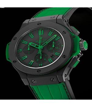 Relógio Réplica Hublot Vendome Verde