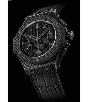 e00678371cb Espiar · Relógio Réplica Hublot Geneve Carbom