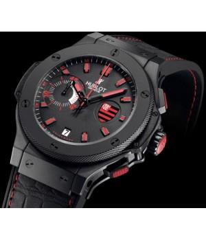 1307c75e830 Espiar · Relógio Réplica Hublot Flamengo