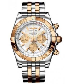 Relógo Breitling Chronomath B01 Dourado