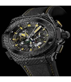 Relógio Réplica Hublot Senna 50 Anos