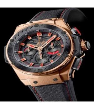 2c1639d9e8a1a Espiar · Relógio Réplica Hublot F1 Red Gold