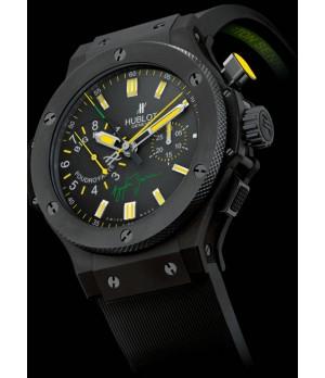 73f65d3a64a Espiar · Relógio Réplica Hublot Ayrton Senna