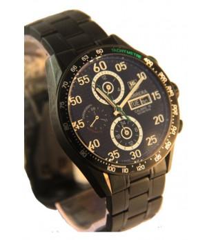 Relógio Réplica Tag Heuer Carrera Calibre 16 Verde