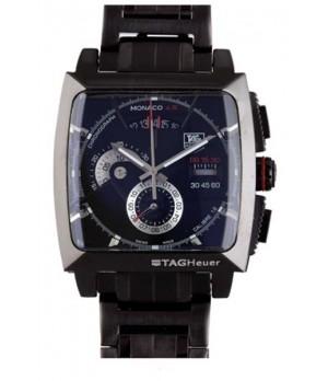 Relógio Réplica Tag Heuer Monaco ls Preto